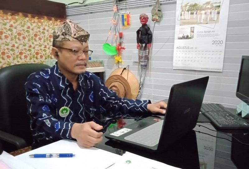 Jadi  sekolah hebat karena memiliki keunikan disampaikan Drs AH Nurhasan Anwar MPd dalam Webinar Interesting Learning yang diadakan SD Mutu Paiton Probolinggo, Jumat (7/8/20).