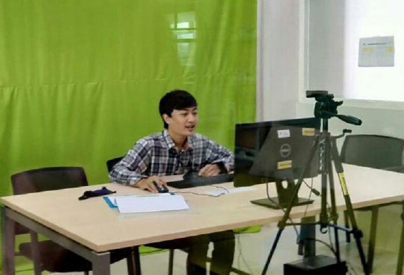Tiga faktor sukseskan Virtual School Smamio ditentukan oleh sarana sekolah, SDM guru, dan materi pembelajaran.