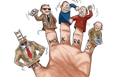 Demokrasi cukong
