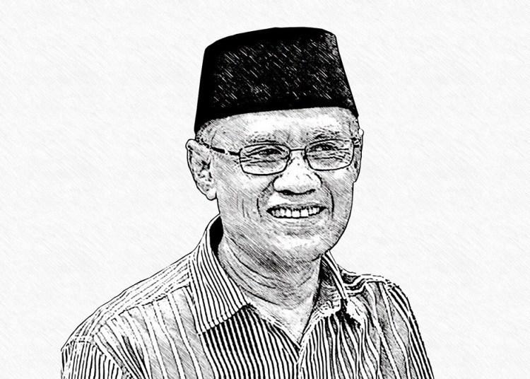 Viral Anjay Jadi Perhatian Haedar Nashir. Menurut Ketua Umum Pimpinan Pusat Muhammadiyah itu kekerenan di kalangan milenial tidak berarti serba boleh. Kata-kata candaan yang berkonotasi negatif tak perlu diwariskan.