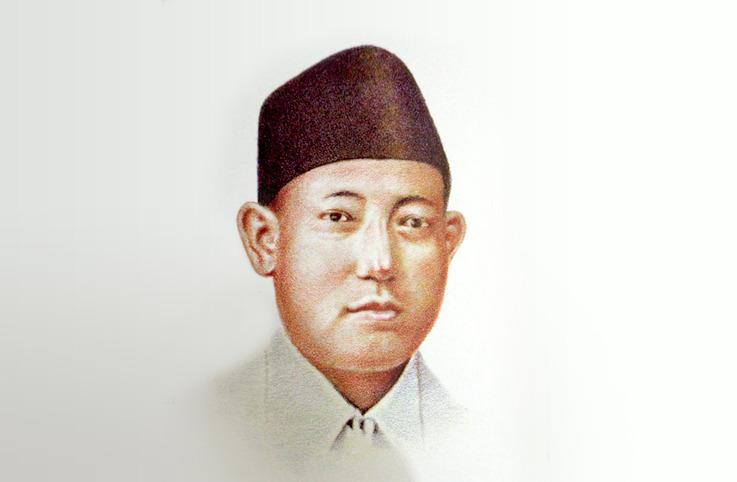 Abdul Hamid BKN Santri Kiai Dahlan yang Mulitalenta, ditulis oleh M. Anwar Djaelani, peminat biografi tokoh dan penulis enam buku.