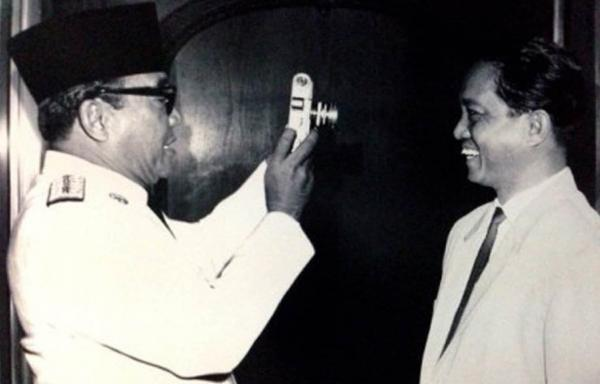 Isu Dewan Jenderal diembuskan Aidit dipercaya Sukarno.