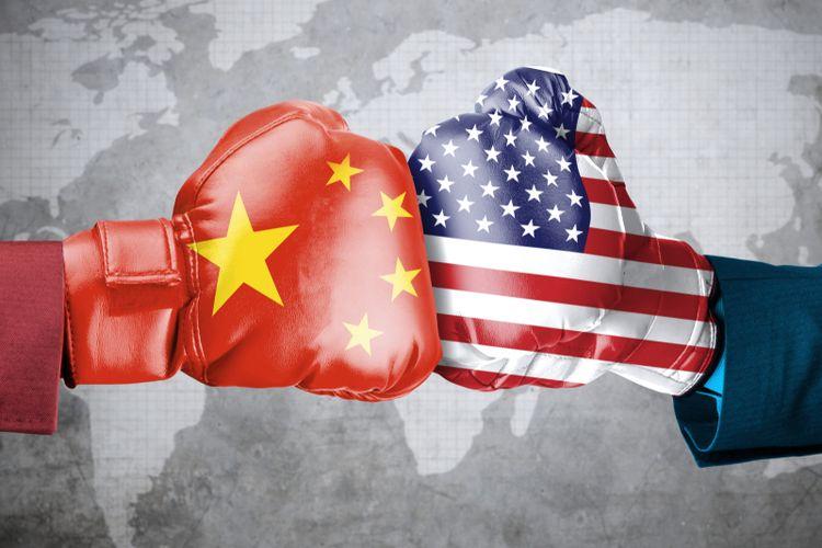 China atau Amerika Serikat.