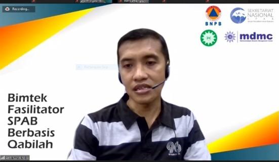 Kader Muhammadiyah perlu bekal ilmu bencana. Hal itu diungkapkan oleh Ketua MDMC Pimpinan Pusat (PP) Muhammadiyah Budi Setiawan ST.
