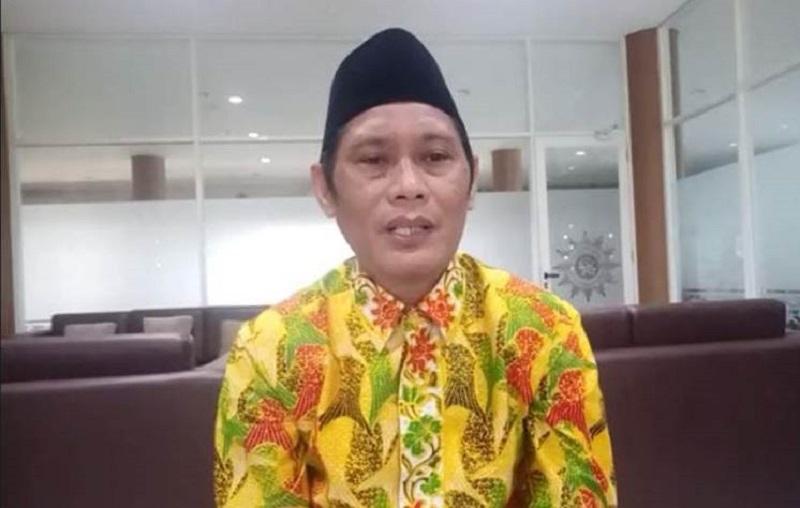 Islam menurut maham Muhammadiyah disampaikan Ketua PDM Kabupaten Gresik Taufiqullah Ahmadi MPd, Sabtu (24/10/20).