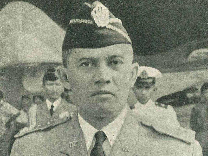 Lolos penculikan, Nasution serang balik PKI.