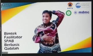 Aplikasikan SPAB untuk kurangi resiko bencana. Hal itu disampaikan oleh Ketua MDMC PP Muhammadiyah Budi Setiawan ST.