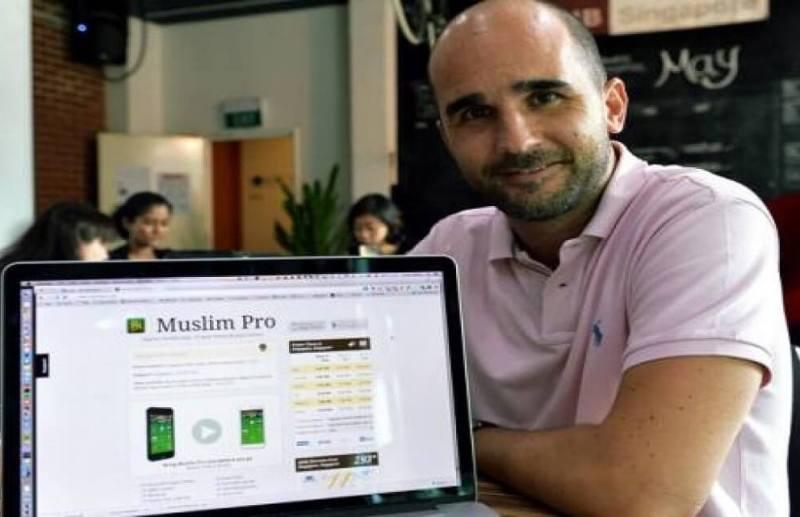 Muslim Pro aplikasi