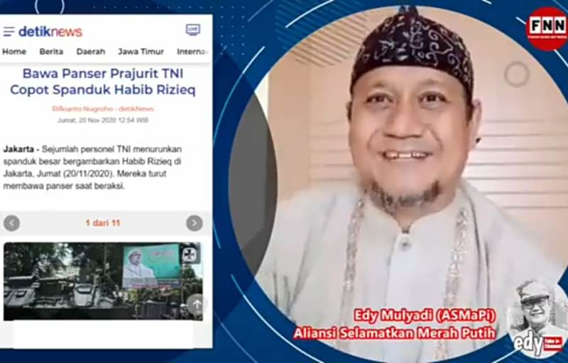 Nuturi Panglima TNI