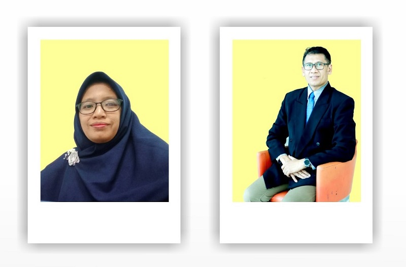 Dua Guru GKB Isa Iskandar SSi MPd dan Anis Shofatun SSi MPd menempuh Pendidikan Doktor di Universitas Negeri Surabaya (Unesa).