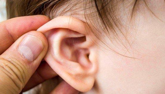 Guru jewer telinga