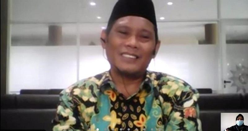 Pembentukan karakter sebagai inti nilai pendidikan disampaikan Dr Taufiqullah Ahmady MPd dalam Penguatan Ideologi Muhammadiyah, Sabtu (28/11/20).