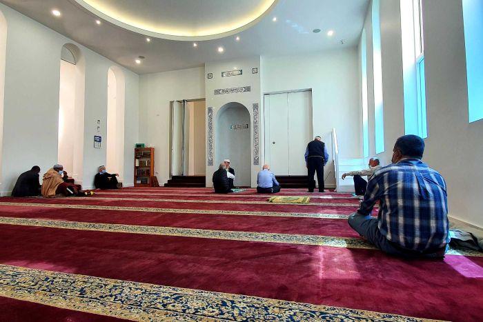 Masjid Melbourne shalat Jumat di Australia.
