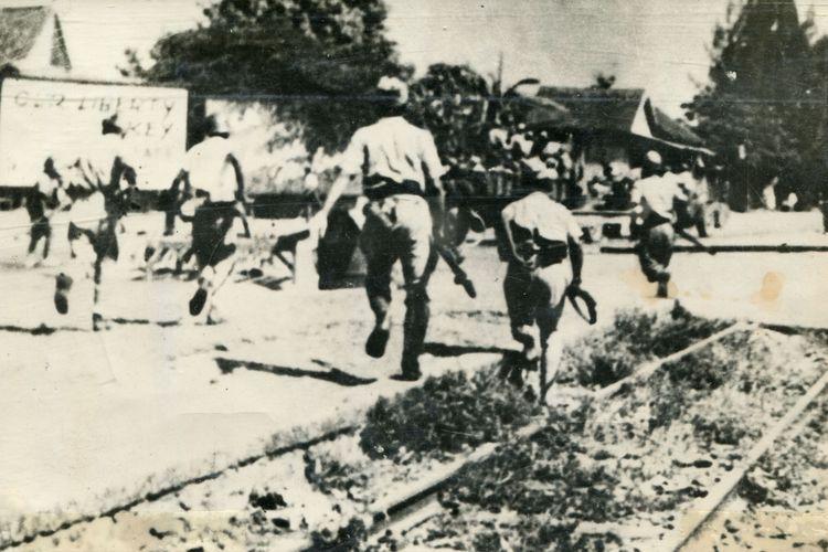 Pejuang Muhammadiyah di Perang Surabaya.