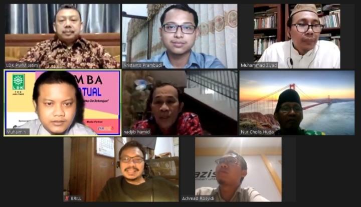 Peserta Lomba Dai Virtual layak tampil di TV. Hal itu diungkapkan oleh Direktur Program dan Pemberitaan TV Muhammadiyah (TVMu) Brillianto K Jaya.