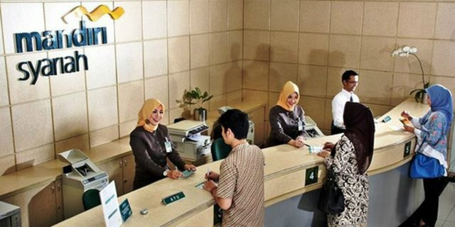 Tiga bank syariah