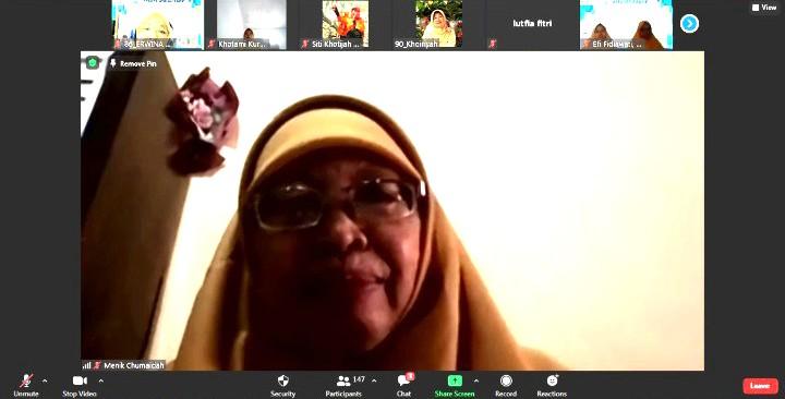 Dakwah Aisyiyah perlu keteladanan. Hal itu diungkapkan oleh Ketua Pimpinan Daerah Aisyiyah (PDA) Jember Menik Chumaidah SH MHum.