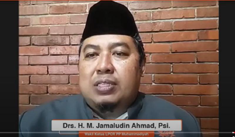 LPCR akan mengadakan Lomba Cabang Ranting Expo dan Award secara virtual bulan Agustus 2021 disampaikan Drs M Jamaludin Ahmad Psi, Senin (21/12/20).