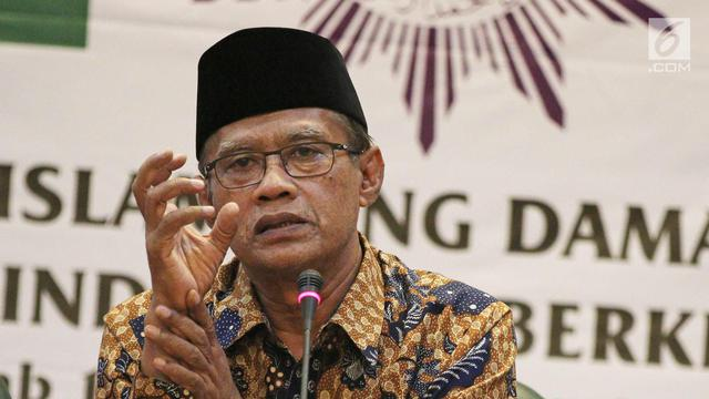 Ini sikap resmi Muhammadiyah