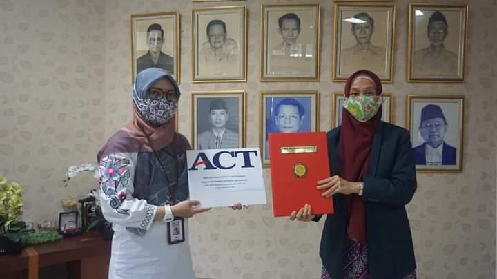 SMA Muhi Yogyakarta jalin MOU dengan ACT Educations Solutions Limited (AES) untuk program Global Assessment Certificate (GAC)