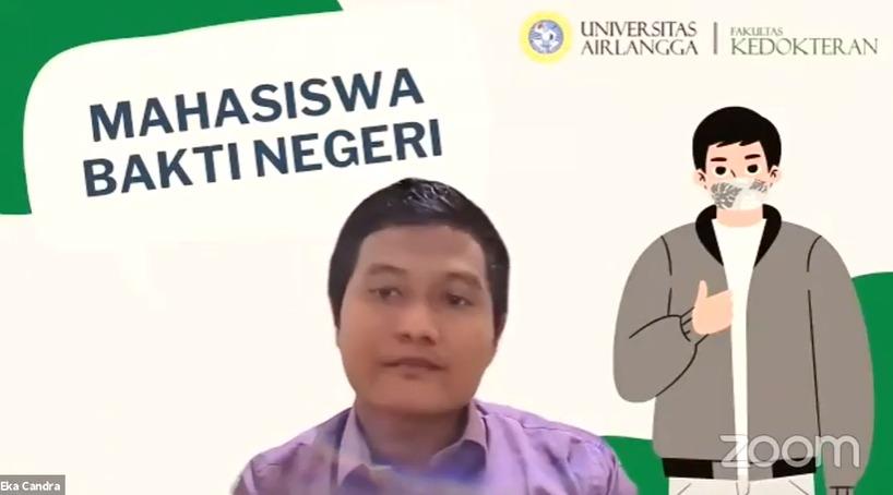 Spemma gandeng Fakultas Kedokteran Unair untuk Sosialisasi Pencegahan Covid-19 (Alimatus/PWMU.CO)