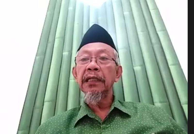 Tiga PR besar untuk pemimpin sekolah disampaikan Dr M Saad Ibrahim MA saat pelantikan kepala dan wakil kepala sekolah Muhammadiyah GKB, Sabtu (5/12/20).
