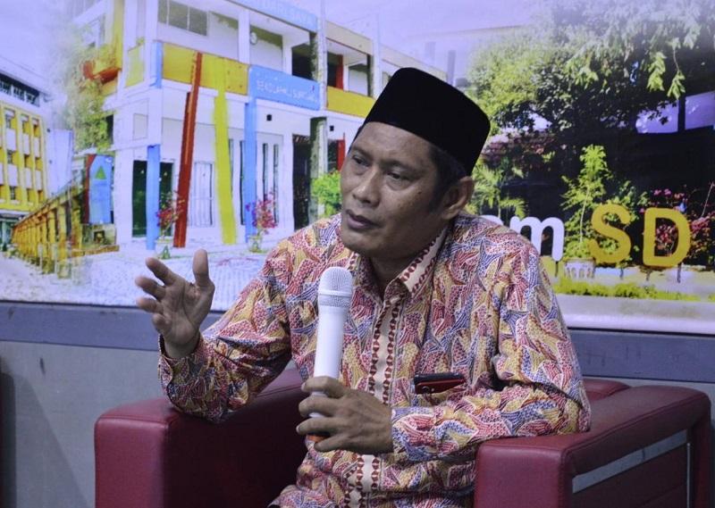 Janji PDM Gresik kepada Muhammadiyah dengan membuat buku yang bermanfaat disampaikan Dr Taufiqullah Ahmadi MPd, Sabtu (5/12/20).