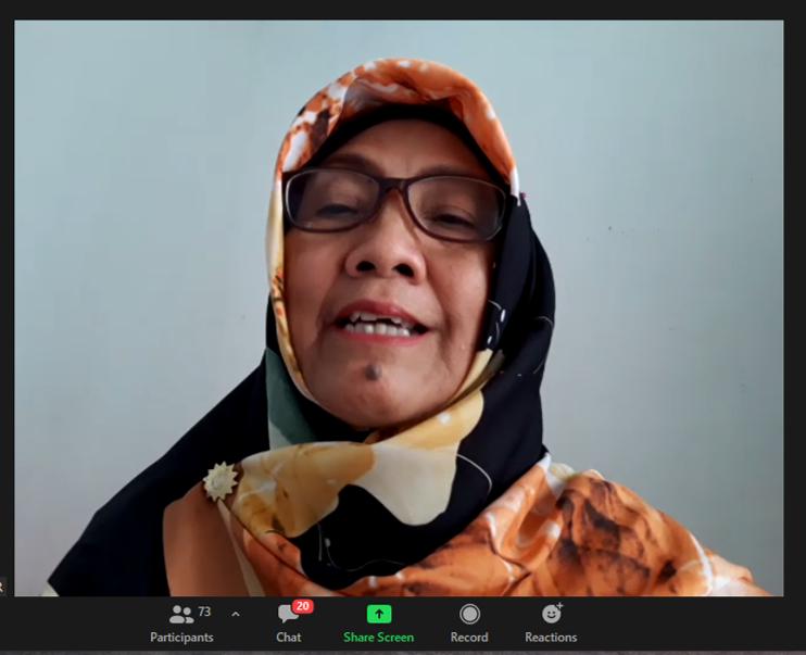 Perempuan tangguh dan semangat juangnya menghadapi masa kini dan masa depan menjadi bahasan menarik dalam Webinar dan Konsolidasi Organisasi Pimpinan Wilayah Nasyiatul Aisyiyah Jawa Timur, Ahad (17/1/2021).