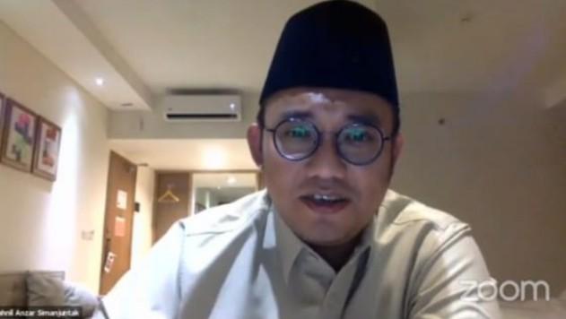 Jiwa Jenderal Sudirman itu agama, pengorbanan dan loyalitas. Hal itu dipaparkan oleh Juru Bicara Menteri Pertahanan RI Dahnil Azhar Simanjuntak.