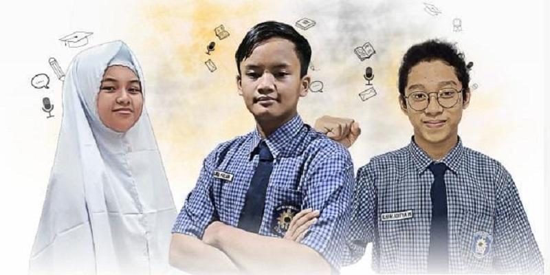 Siswa Spemdalas meraih prestasi tingkat Nasional di bidang sains pada Olimpiade Sains Indonesia (OSI) yang diselenggarakan Pelatihan Olimpiade Sains Indonesia (POSI) secara daring.