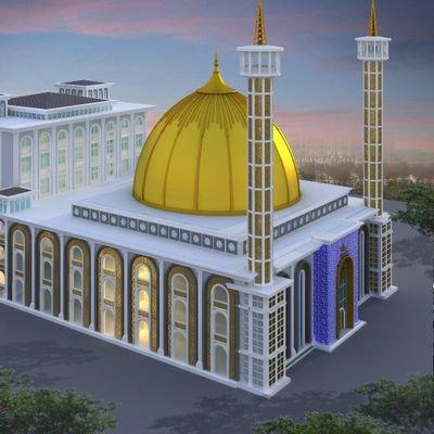 Tak ada dikotomi juragan-anak buah dalam memakmurkan masjid. Semuanya bersama-sama dan bersinergi dalam mengembangkan masjid.