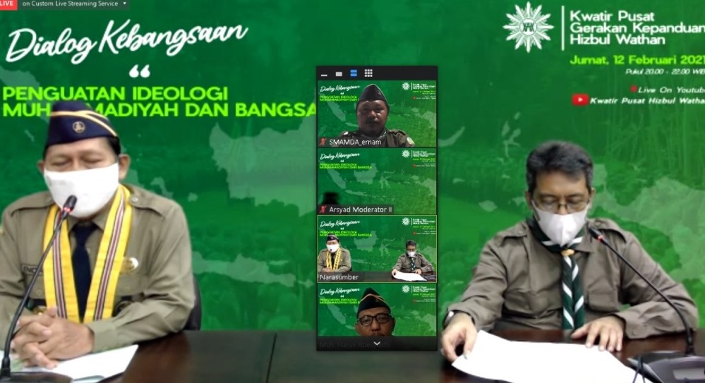 Generasi milenial butuh role model Jenderal Sudirman. Demikian kata Drs M Afnan Hadikusumo dalam Dialog Kebangsaan Pra Tanwir.