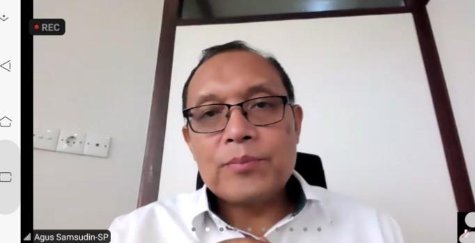 Muhammadiyah siapkan 1.841 bed Covid-19. Hal itu diungkapkan oleh Ketua MPKU Pimpinan Pusat (PP) Muhammadiyah Drs M Agus Samsudin MM.