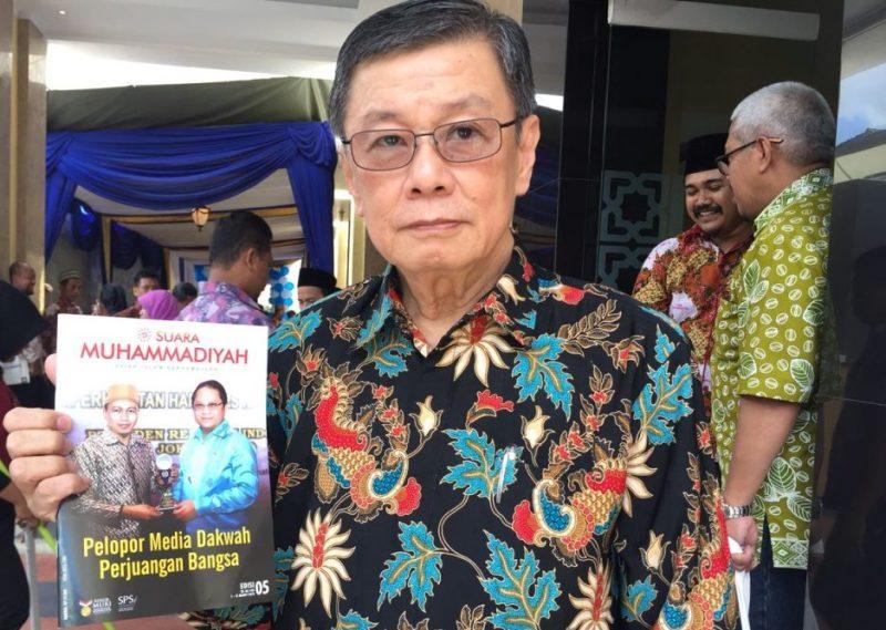 Tokoh Tionghoa Philip K. Wijaya