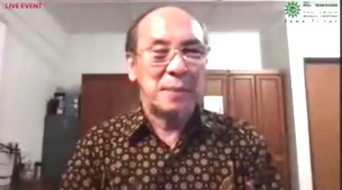 Muslim di Kamboja 700 ribu dan begini dinamikanya. Dinamika muslim Kamboja dipaparkan oleh Ketua Musa-Asiah Foundation Prof Mohd Zain Musa.