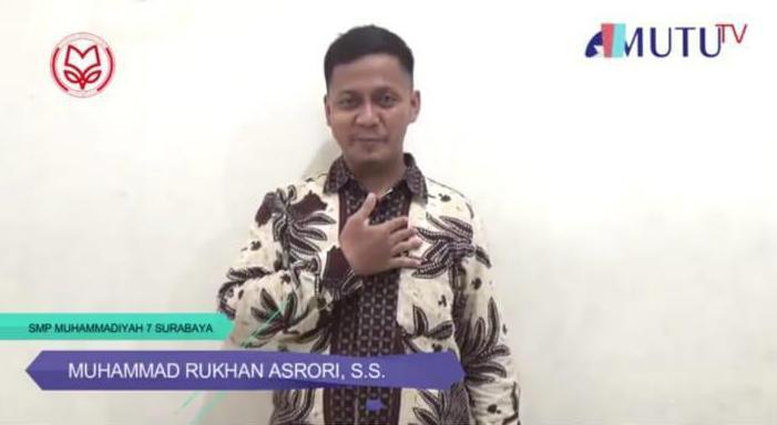 Guru SMPM 7 Surabaya