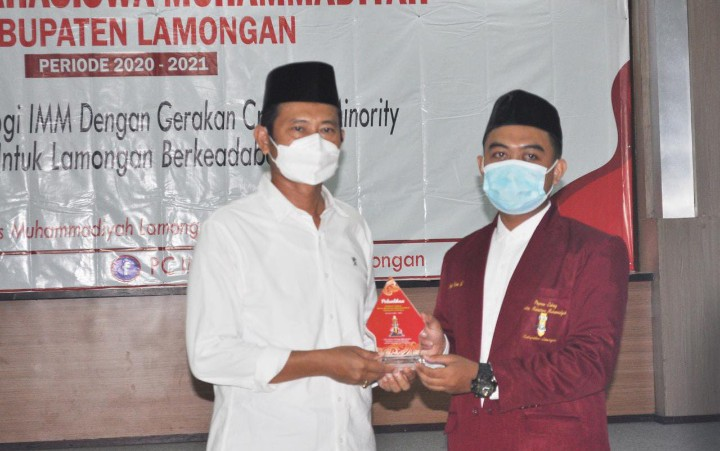 Saatnya pemuda memimpin Indonesia. Hal itu disampaikan oleh Ketua Umum DPP Ikatan Mahasiswa Muhammadiyah (IMM) Najih Prastiyo, Ahad (21/3/2021).