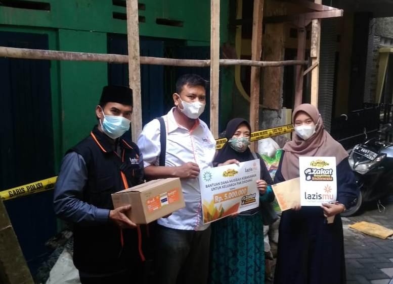 Lazismu bantu aktivis Aisyiyah