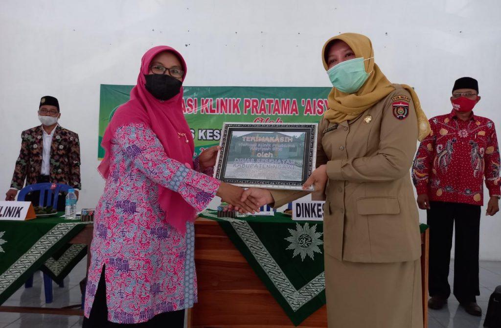 Klinik Pratama Aisyiyah Sine, Ngawi siap beroperasi (Sarwono/PWMU.CO)