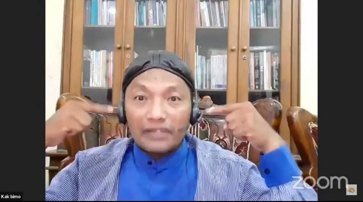 Kesuksesan dakwah tergantung tafaqquh fiddin dan tafaqquh finnas. Hal itu diungkapkan oleh Master Pendongeng Nasional Bambang Bimo Suryono.