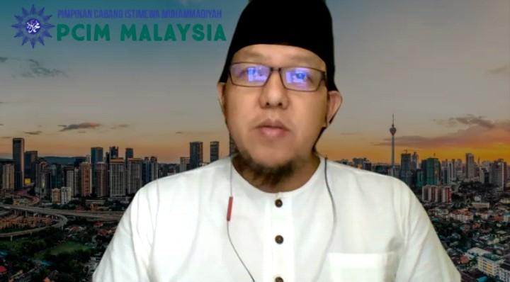 Nadjib Hamid itu jembatan silaturahim PCIM Malaysia dengan PWM Jatim. Hal itu diungkapkan Ketua Pimpinan Cabang Istimewa Muhammadiyah (PCIM) Malaysia Prof Dr Sonny Zulhuda.