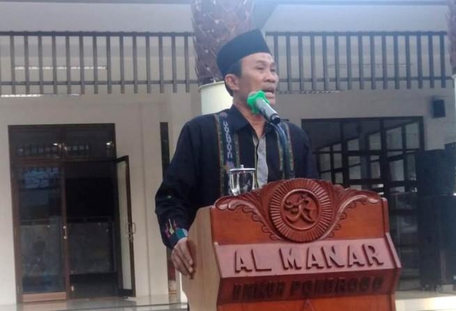 Pesan Nadjib Hamid tetap aktif di Muhammadiyah ditulis oleh Sekretaris Pimpinan Cabang Aisyiyah (PCA) Tanggul Kabupaten Jember dan Kontributor PWMU.CO Humaiyah.