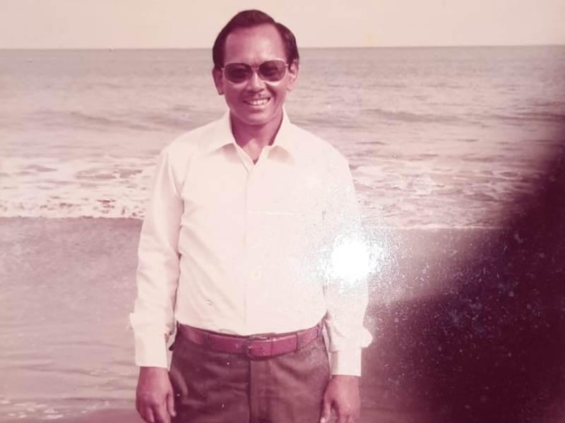 Oesman Effendy (dok keluarga)