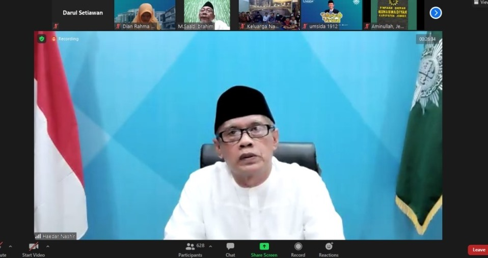 Nadjib Hamid adalah uswah bagi anak-anak tercinta juga para kader Muhammadiyah. Hal tersebut disampaikan Prof Dr Haedar Nashir, Sabtu (10/4/21).