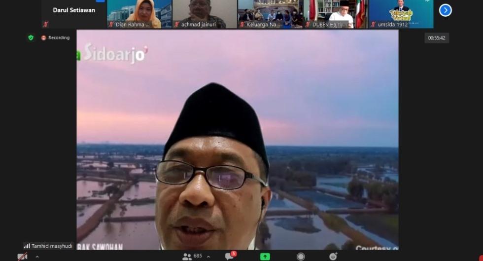 Bung Nadjib, panggilan Tamhid Masyhudi pada Nadjib Hamid sejak di IPM tiga dekade yang lalu. Panggilan yang kini menjadi sejarah.