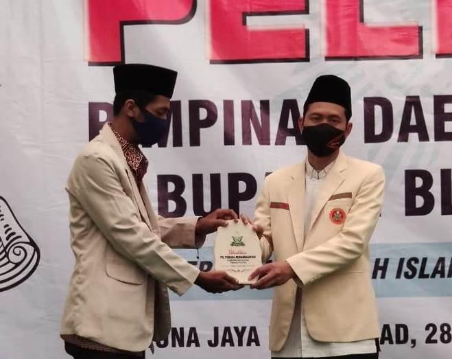 PDPM Blitar resmi dilantik ketua PWPM Jatim Dikky Syadqomullah. Ada Pesan Garis Besar Haluan Gerakan (GBHG) saat pelantikan tersebut.