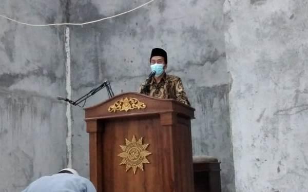Meraih hayatan thayyibatan, kehidupan terbaik, disampaikan Wakil Ketua PWM Jawa Timur Dr Hidayatullah MSi, Senin (19/4/21).