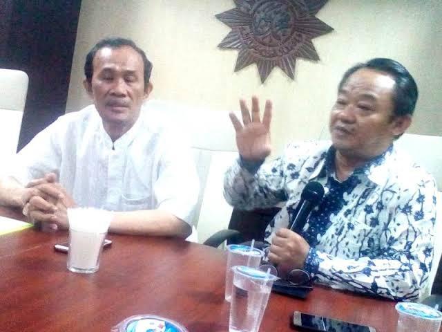 Abdul Mu'ti, Sekretaris Umum PP Muhammadiyah menyampaikan duka mendalam atas kepergian Nadjib Hamid, Jumat (9/4/21).