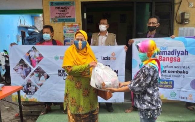 Aisyiyah Jatim terus menggerakkan organisasi di masa pandemi. Demikian diungkapkan oleh Ketua Pimpinan Wilayah Aisyiyah (PWA) Jatim Siti Dalilah Candrawati.