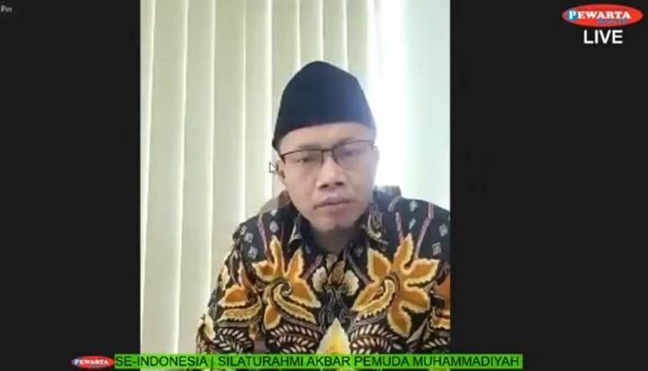 Hati-hati ada Kokam yang ideologinya bukan Muhammadiyah. Hal itu diungkapkan oleh Ketua Umum Pimpinan Pusat (PP) Pemuda Muhammadiyah Sunanto SH MHI.